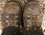 My Muddy boots