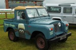 Series ll Land rover called Shaun the sheep