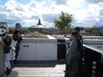 Museum's terrace