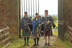 The Show's pipers