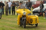 1959 BSA sidecar for the AA