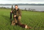 Roe buck stalk 3