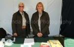 The ladies from BASC keeping the clays organised and running smoothly