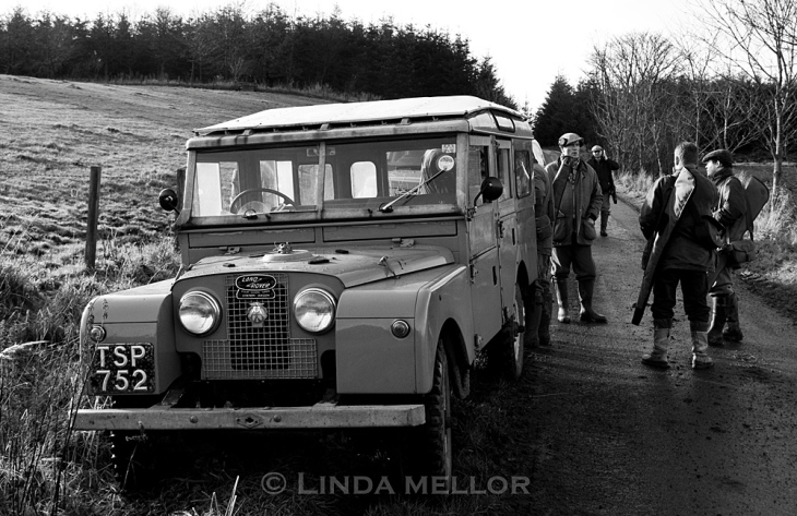 Land Rover 1957 series 1 station Land Rover 107