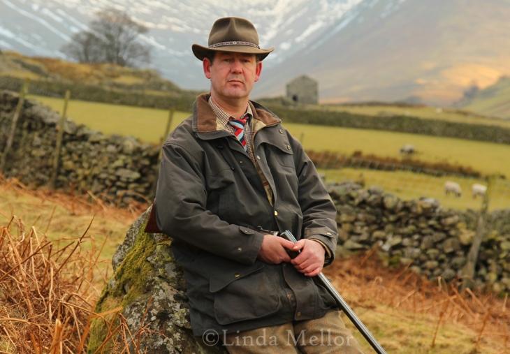 Shooting man Martyn Parfitt