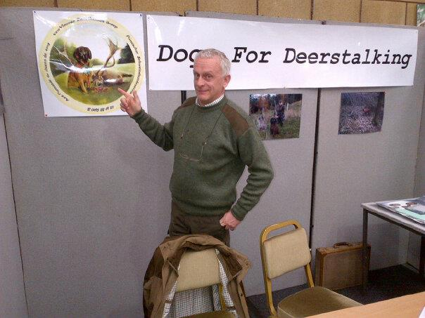 Deer Stalking Fair 2013 with Rudi Van Kets