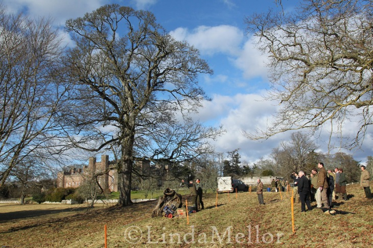 BASC Gamekeepers Day, Scone Palace, Perthshire