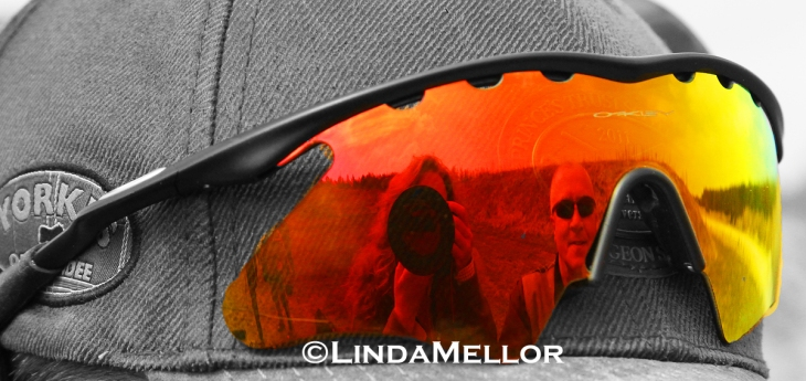 Mirrored Shooting Glasses