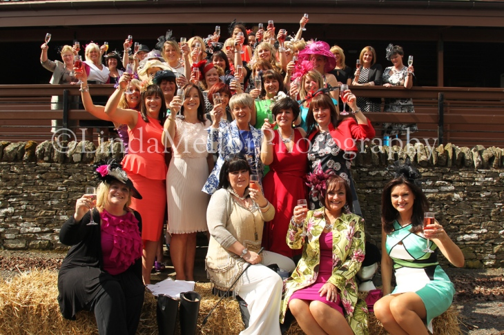 Auchterhouse Country Sports Ladies Day at the Races May 2013