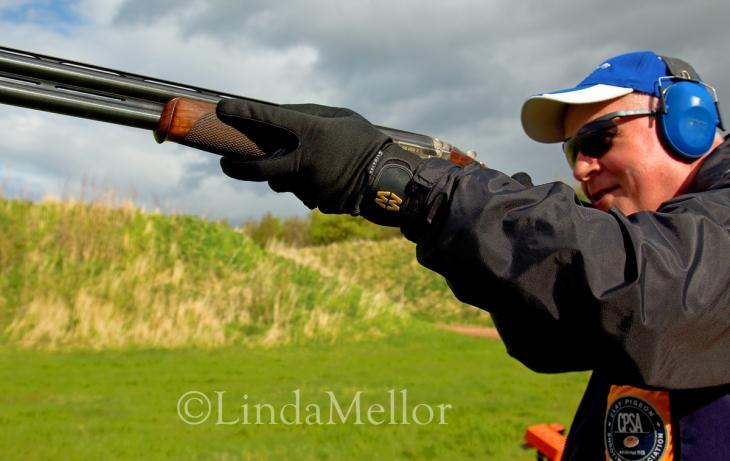CPSA Shotgun Coach Ron Maxwell