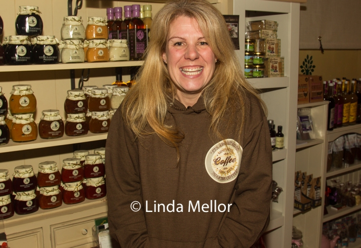 Angelia Yorke, diary of a lady trap shooter, The Pear Tree Teamroom and Larder