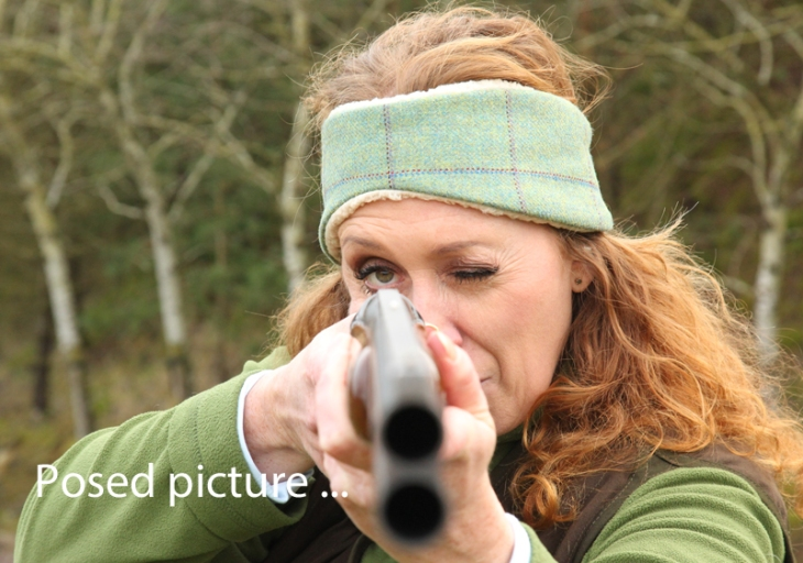 The diary of a lady trap shooter