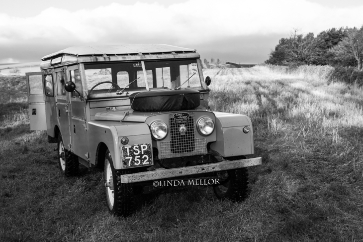 1957 series 1 107 Land Rover
