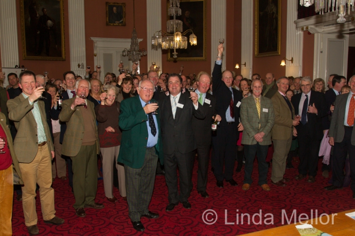 Drinks party for the GWCT Fife Committee