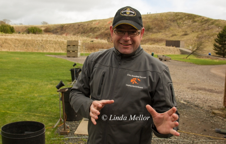 Trap shooting mental skills expert - Phil Coley
