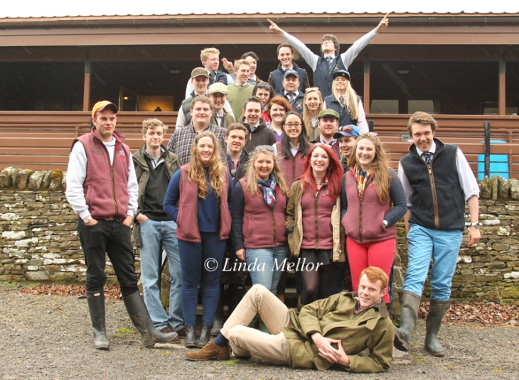 Auchterhouse St Andrews University charity clay shoot