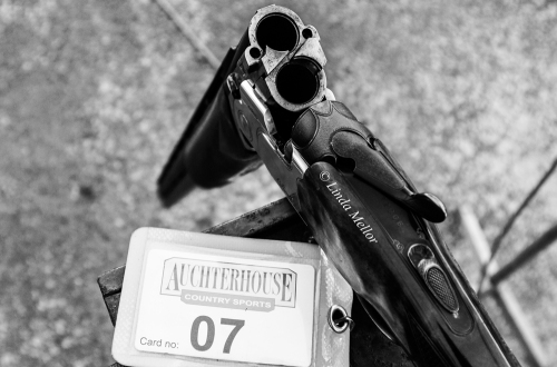Diary of a lady trap shooter, Beretta 682