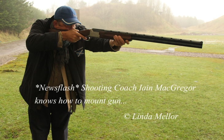 Diary of a lady trap shooter