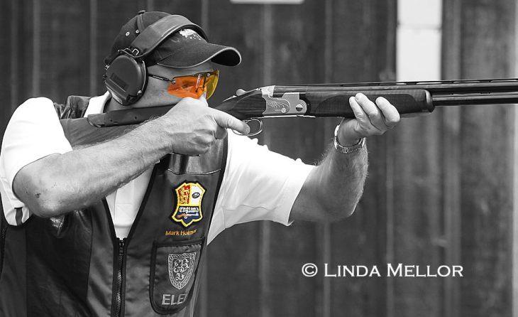 england skeet shooter mark holmes