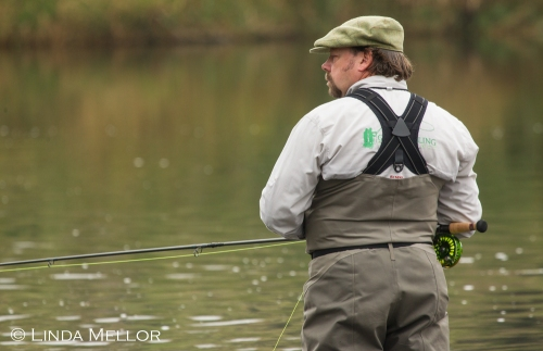 Game Angling Consultancy's Tony Spacey