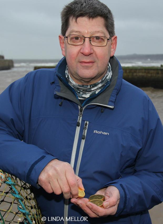 Neil Cunningham Dobson Marine Archaeologist deep sea portrait